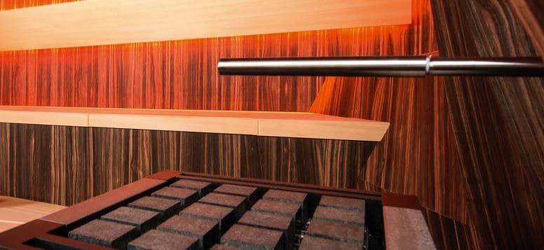 Sauna-Aufgussbrause